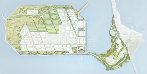 Image of TI YBI Development Project Parks and Open Spaces