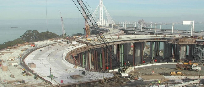 Image of YBI Ramps Project Construction
