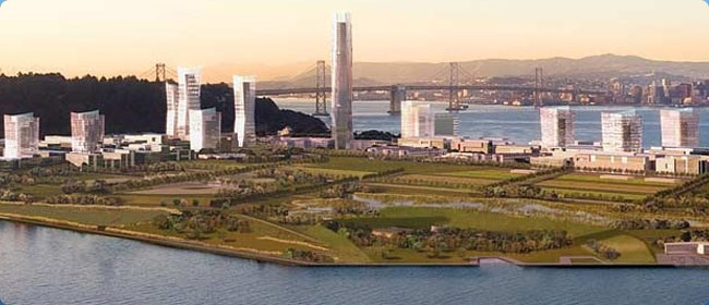 Developing Treasure Island and Yerba Buena Island